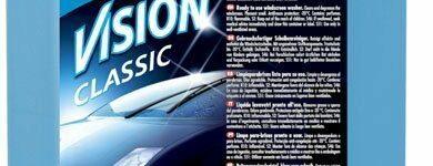 Scheibenreiniger Vision Classic von Motul mit neuer Formulierung