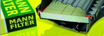 Mann+Hummel: Luftfilterkonzept aus lediglich drei Einzelteilen