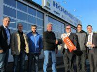 Am 11. November: NGK begrüßte die 11.111 Dangke-Werkstatt