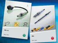 Neue Kataloge von NGK