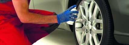 Neue Technik von Toyota zur Fahrzeugversiegelung