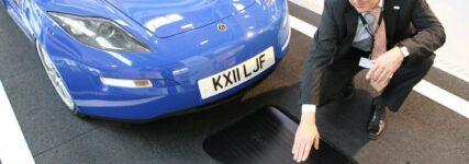 Qualcomm Halo: Berührungsloses Laden von Elektrofahrzeugen