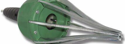 Faltenbalg-Montage: SKF Manschetten-Expander für Antriebswellen