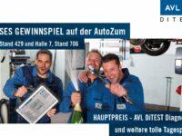 AVL-Ditest auf der AutoZum in Salzburg