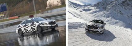 Mercedes-Benz: Allradsystem 4-Matic mit vollvariabler Momentenverteilung