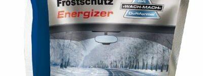 Nigrin: Scheibenfrostschutz mit 'Aufwach'-Effekt