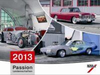 Kalender 2013 von Spies Hecker mit Old- und Youngtimern