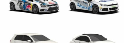 Volkswagen startet Autorennen auf Facebook