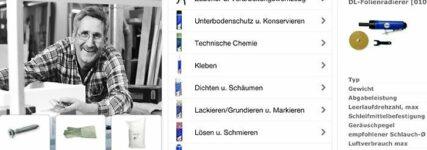Berner mit neuer iPhone-App