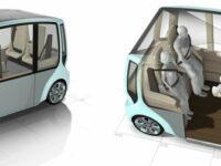 Genfer Autosalon 2013: Rinspeed stellt 'microMAX' vor
