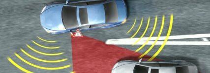 Ultraschall statt Radar: Wie funktioniert der 'Side View Assist' von Bosch?