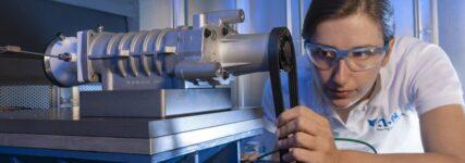 Supercharger-Prüfstand von Eaton für Diesel- und Benzinmotoren
