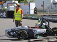 Anmelderekord bei der Formula Student Germany 2013