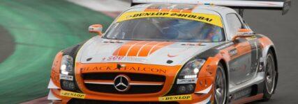 Black-Falcon siegt beim 24-Stunden Rennen in Dubai – Partner Fuchs Motoröle