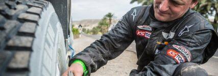Rallye-Dakar: Schott und Schmidt kämpfen sich durch