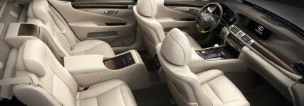 'Klima Concierge' von Lexus mit Nanoe-Technologie