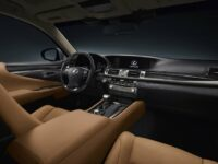 Lexus LS mit elektronisch gesteuertem Beleuchtungssystem AIS