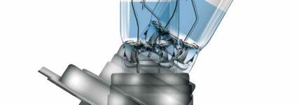 Jubiläum: Osram bietet Lampe 'Night Breaker Plus' mit 24-Karat-Gold-Kuppe