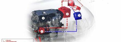 Bordnetzstabilisierung: Wie funktioniert der e-Booster von Continental?