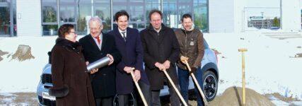 Neues MINI-Verkaufsgebäude: Reisacher investiert in Memmingen