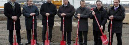 Rowe baut neue Zentrale in Worms