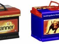 Starterbatterien: Banner mit guten Testergebnissen