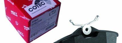 TRW: Cotec-Bremsbeläge mit Silikatbeschichtung für optimalen Reibkoeffizienten