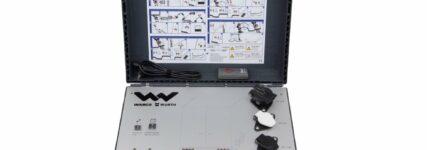 Prüf- und Stromversorgungskoffer 'W.EASY Trailer Power' von Wabcowürth