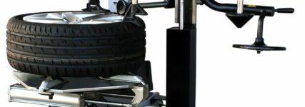 Reifenmontiermaschinen von ATH-Heinl nun mit stärkerem Motor