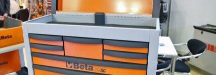 Gesehen auf der AutoZum: Werkzeugkasten von Beta