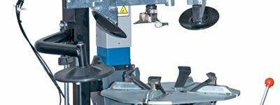 Nussbaum erhält wdk-Freigabe für Reifenmontiermaschine