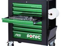 Werkzeugwagen von Sonic: Limitierte Edition 'RS Green'