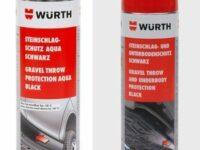 Steinschlagschutz: Neue Produkte von Würth