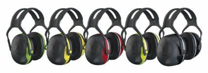 Lärmschutz mit Tragekomfort