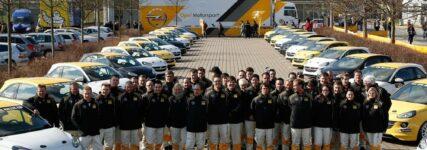 Startschuss für den ADAC-Opel-Rallye-Cup, KH-online begleitet Rallyeteam