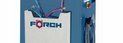 Klimaservicegerät von Förch für Kältemittel R134a