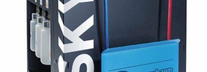 Klimagerätereihe 'Husky 200/300/400' von Hella Nussbaum Solutions für R134a