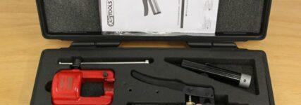 KS Tools überarbeitet Bördelgerät 'Flare Fix'
