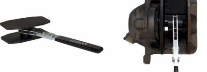 Universell verwendbares Bremskolben-Rücksetzwerkzeug von Sauer