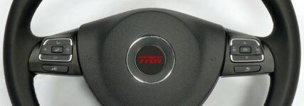 TRW entwickelt Hupe mit sensitiver Oberfläche