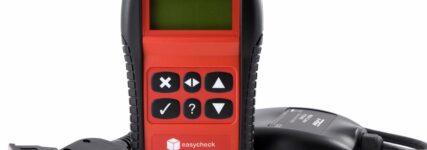 Update für Servicegerät 'easycheck' von TRW