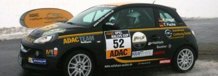 Erfolgreicher Start des ADAC-Opel-Rallye-Cup, KRAFTHAND begleitet B-Rallye