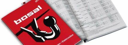 Bosal veröffentlicht neuen Katalog mit 1600 Artikeln