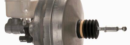 Leichtbau-Bremskraftverstärker von Continental mit 50 Prozent weniger Gewicht