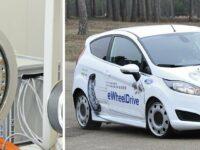 'e-Wheel-Drive': Elektrofahrzeug von Ford mit Radnaben-Antrieb von Schaeffler