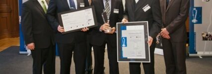 Kfz-Innung München-Oberbayern erhält Bildungspreis 'Ausbildungs-Ass'