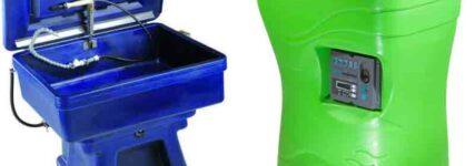 Biologische Teilereiniger von Longus für ölige und schmutzige Fahrzeugteile
