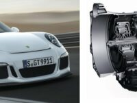 Porsche setzt beim neuen GT3 auf Doppelkupplungsgetriebe