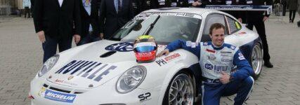 Ruville als Partner von Aust-Motorsport im Porsche Carrera Cup Deutschland