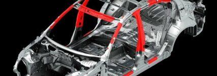Nissan: Hochfeste Stahlsorten sollen Fahrzeuggewicht verringern
